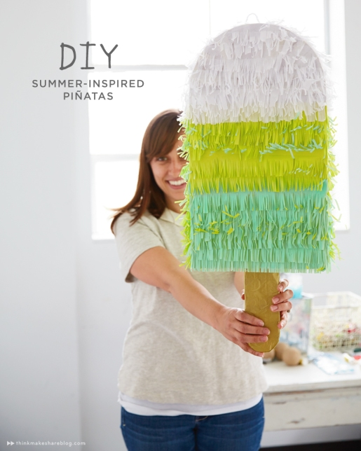 DIY-Summer-Inspired-Pinatas-_-thinkmakeshareblog